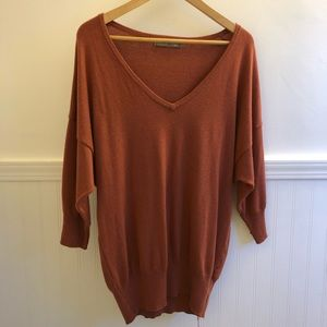 RUBBISH V-Neck Sweater